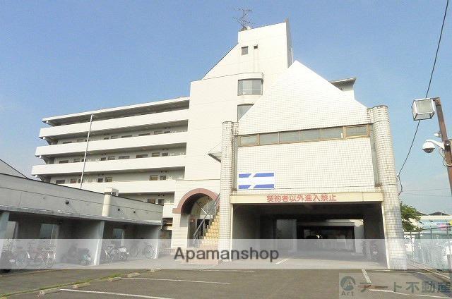 愛媛県松山市、北久米駅徒歩19分の築27年 6階建の賃貸マンション