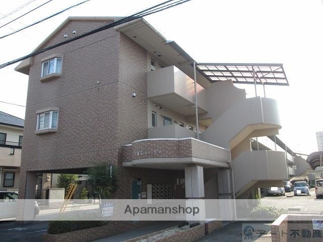 愛媛県松山市、土居田駅徒歩4分の築23年 3階建の賃貸マンション