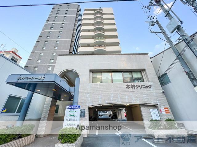 愛媛県松山市、大街道駅徒歩6分の築25年 12階建の賃貸マンション