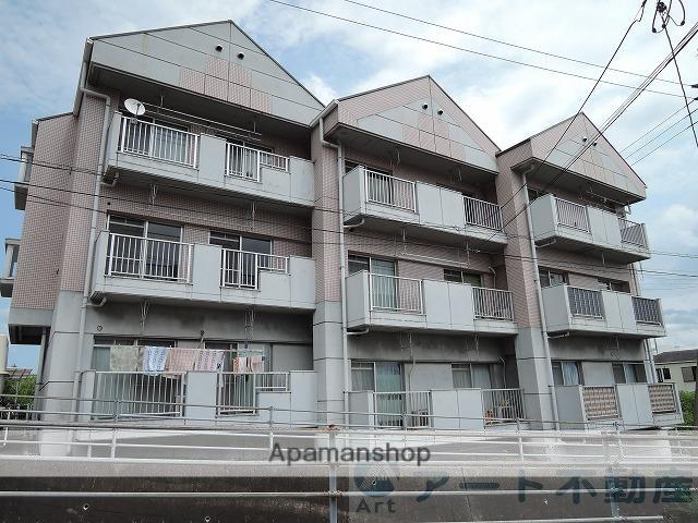 愛媛県松山市、松山駅徒歩15分の築27年 3階建の賃貸マンション