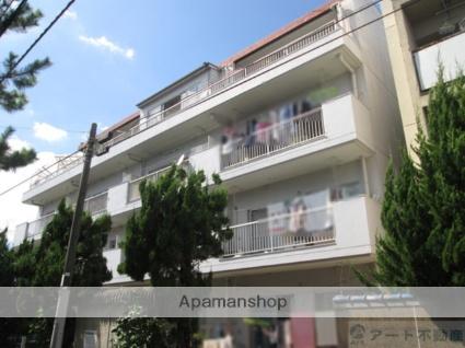 愛媛県松山市、南町駅徒歩12分の築35年 5階建の賃貸マンション