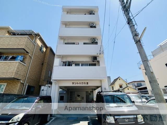 愛媛県松山市、土橋駅徒歩7分の築19年 5階建の賃貸マンション