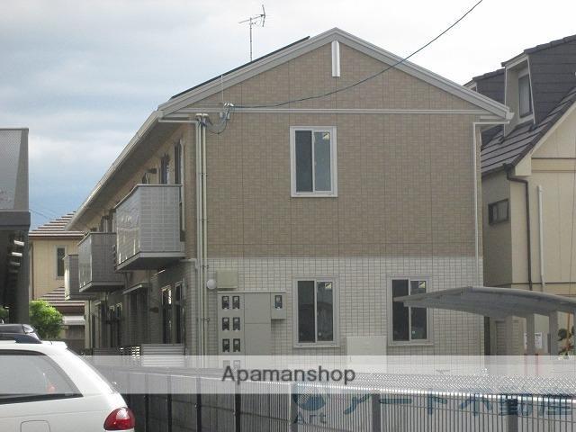 愛媛県松山市、土居田駅徒歩19分の築2年 2階建の賃貸アパート