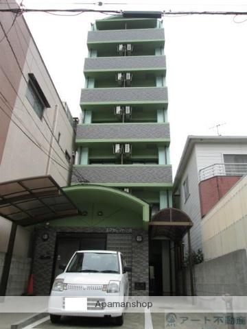 愛媛県松山市、鉄砲町駅徒歩6分の築13年 7階建の賃貸マンション