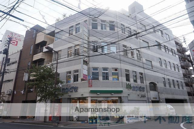 愛媛県松山市、石手川公園駅徒歩11分の築29年 5階建の賃貸マンション