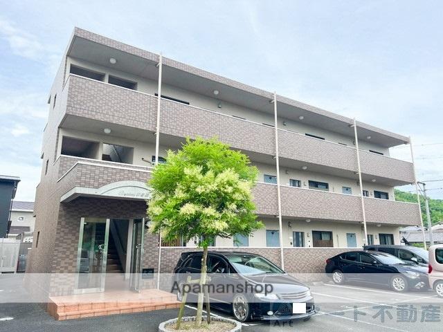愛媛県松山市、山西駅徒歩34分の築11年 3階建の賃貸マンション