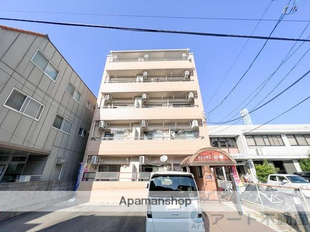 愛媛県松山市、衣山駅徒歩14分の築26年 5階建の賃貸マンション