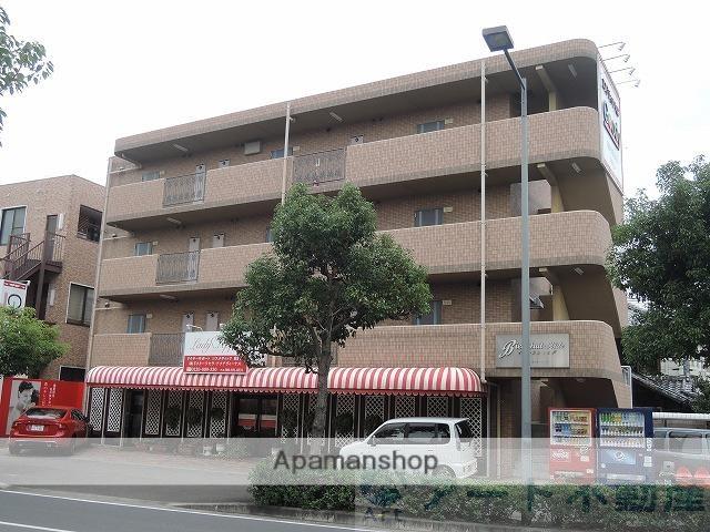 愛媛県松山市、勝山町駅徒歩13分の築15年 4階建の賃貸マンション