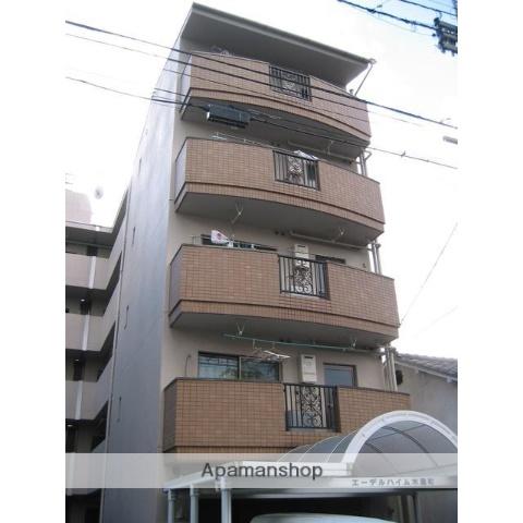 愛媛県松山市、古町駅徒歩8分の築26年 5階建の賃貸マンション