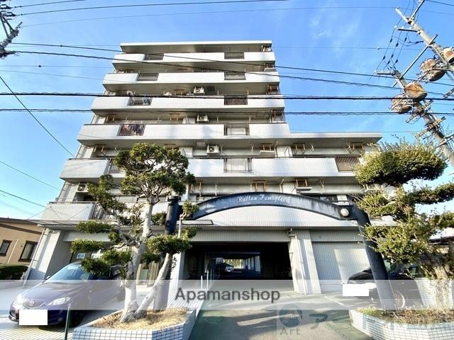愛媛県松山市、余戸駅徒歩16分の築25年 7階建の賃貸マンション