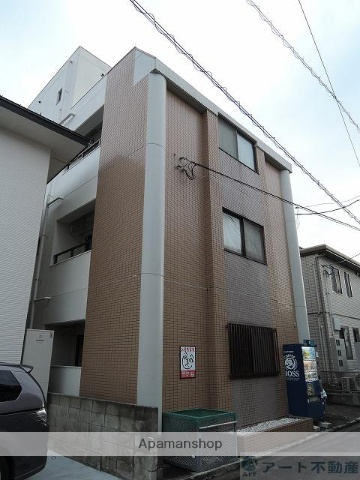 愛媛県松山市、木屋町駅徒歩9分の築25年 4階建の賃貸マンション