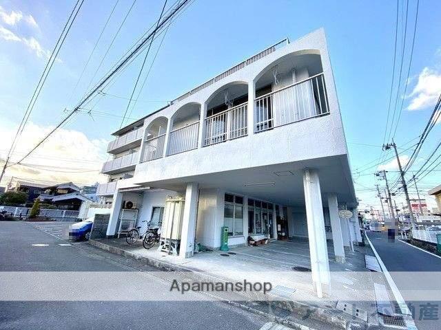 愛媛県松山市、土居田駅徒歩19分の築32年 3階建の賃貸マンション