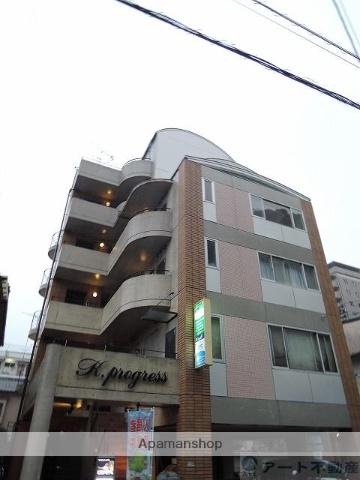 愛媛県松山市、平和通1丁目駅徒歩9分の築26年 5階建の賃貸マンション