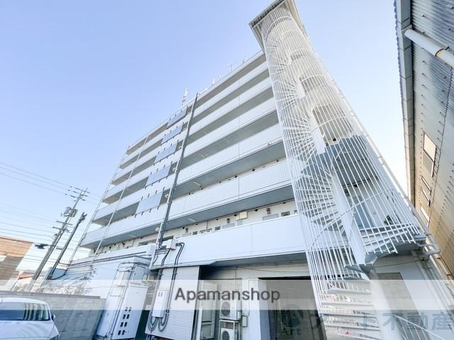 愛媛県松山市、土橋駅徒歩25分の築26年 7階建の賃貸マンション