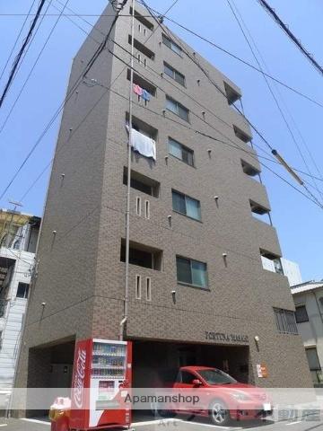 愛媛県松山市、古町駅徒歩5分の築5年 7階建の賃貸マンション