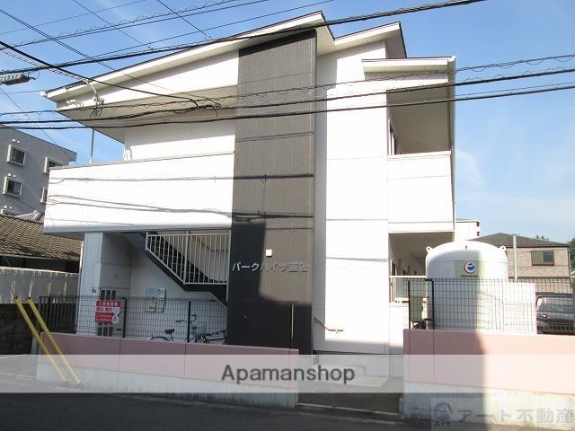 愛媛県松山市、南町駅徒歩8分の築4年 2階建の賃貸アパート