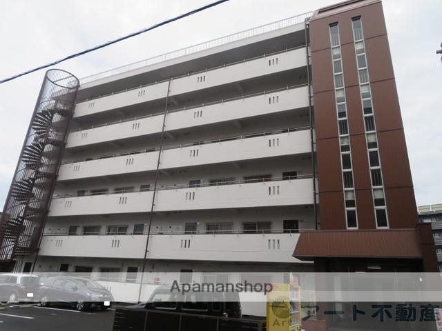 愛媛県松山市、衣山駅徒歩7分の築38年 6階建の賃貸マンション