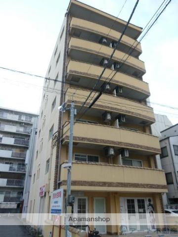 愛媛県松山市、大街道駅徒歩6分の築13年 7階建の賃貸マンション