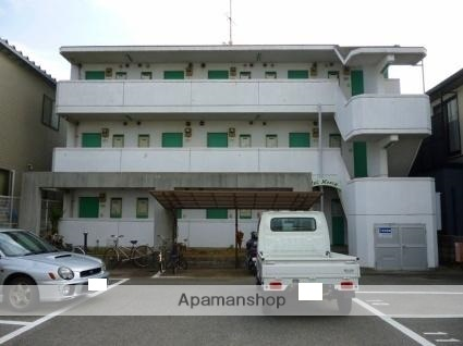 愛媛県松山市、堀江駅徒歩20分の築29年 3階建の賃貸マンション