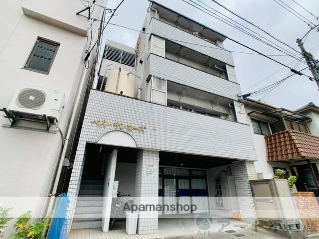 愛媛県松山市、古町駅徒歩6分の築28年 4階建の賃貸マンション