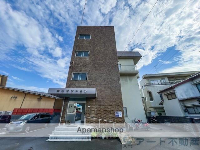 愛媛県松山市、いよ立花駅徒歩18分の築36年 3階建の賃貸マンション