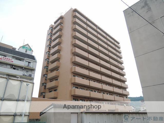 愛媛県松山市、高砂町駅徒歩7分の築30年 12階建の賃貸マンション