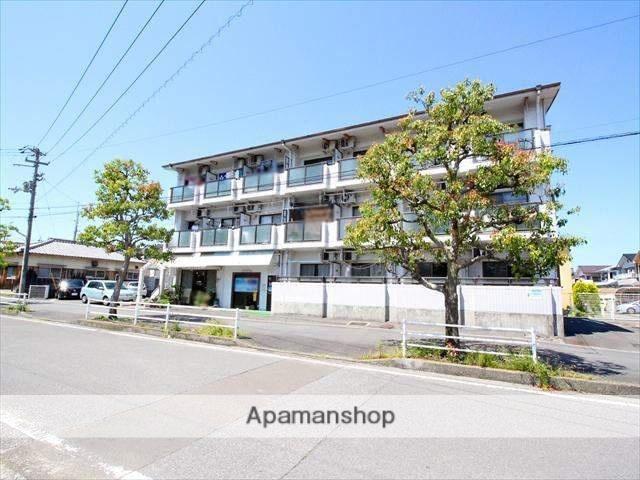 愛媛県松山市の築28年 3階建の賃貸マンション