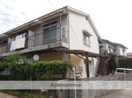 愛媛県松山市、鎌田駅徒歩10分の築41年 2階建の賃貸アパート