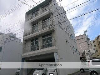愛媛県松山市、石手川公園駅徒歩9分の築38年 4階建の賃貸マンション