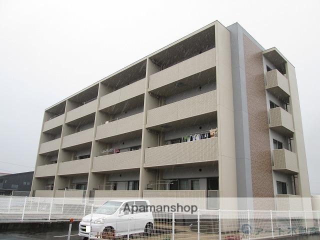 愛媛県松山市の築8年 4階建の賃貸マンション