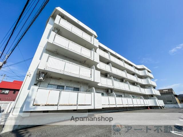 愛媛県松山市、三津駅徒歩17分の築37年 4階建の賃貸マンション