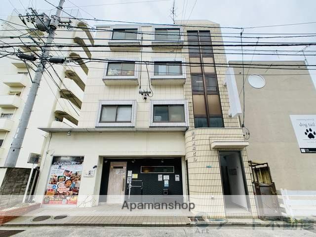 愛媛県松山市、土居田駅徒歩19分の築27年 4階建の賃貸マンション