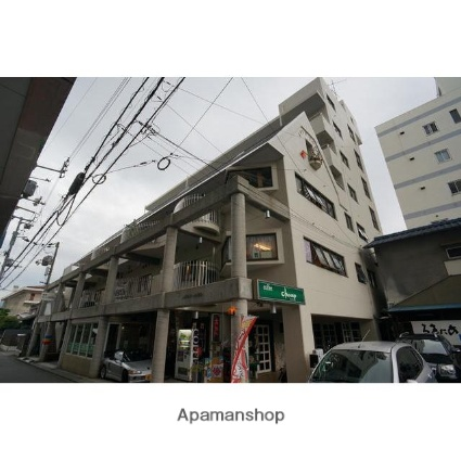 愛媛県松山市、警察署前駅徒歩3分の築28年 6階建の賃貸マンション