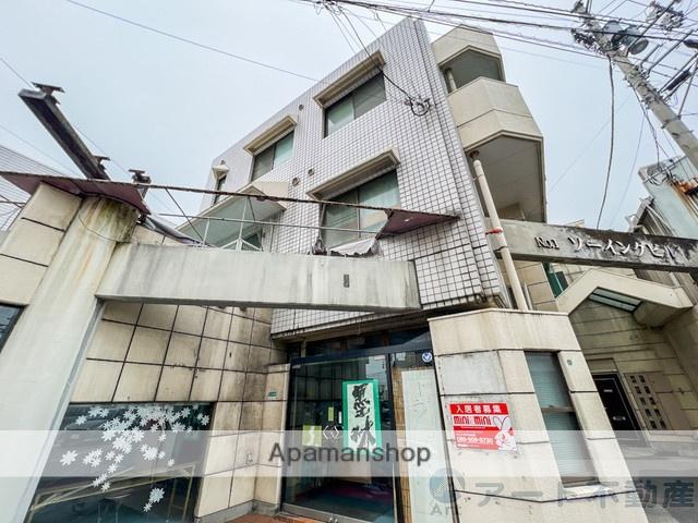 愛媛県松山市、土居田駅徒歩16分の築31年 3階建の賃貸マンション