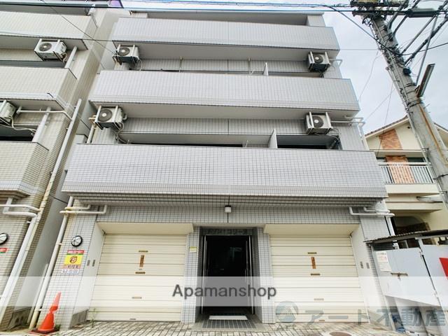 愛媛県松山市、勝山町駅徒歩4分の築23年 5階建の賃貸マンション
