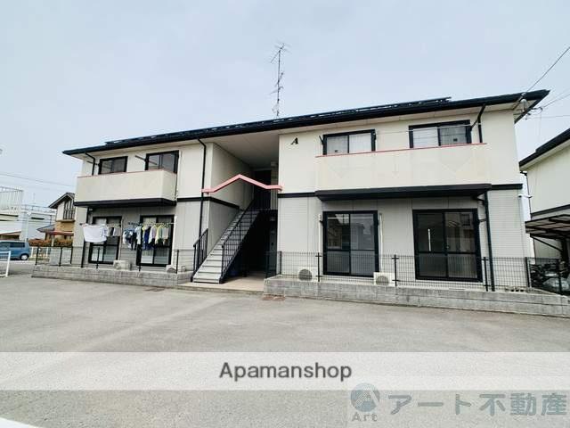 愛媛県松山市、伊予北条駅徒歩15分の築20年 2階建の賃貸アパート