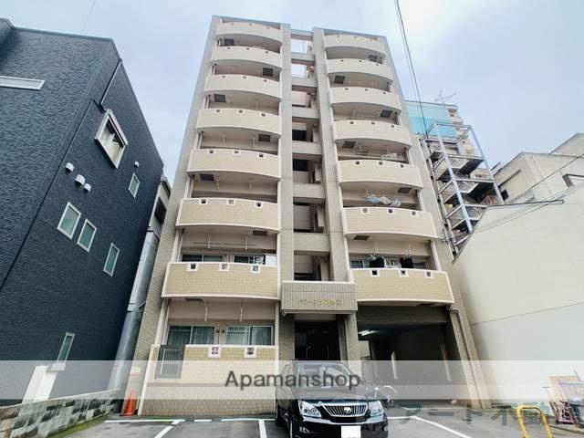 愛媛県松山市、大街道駅徒歩9分の築7年 8階建の賃貸マンション