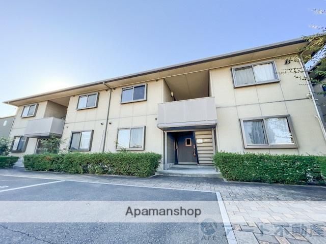 愛媛県伊予市、鳥ノ木駅徒歩16分の築15年 2階建の賃貸アパート