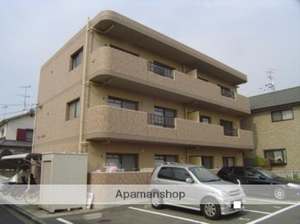 愛媛県伊予郡松前町、古泉駅徒歩13分の築12年 3階建の賃貸マンション