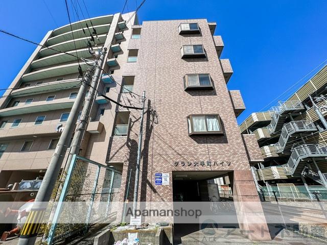 愛媛県松山市、松山駅徒歩5分の築20年 5階建の賃貸マンション