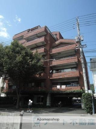 愛媛県松山市、道後公園駅徒歩17分の築21年 8階建の賃貸マンション