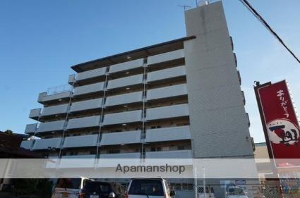 愛媛県松山市、三津浜駅徒歩19分の築38年 7階建の賃貸マンション