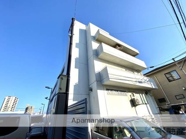 愛媛県松山市、土橋駅徒歩15分の築29年 3階建の賃貸マンション