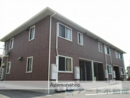 愛媛県松山市、堀江駅徒歩3分の築9年 2階建の賃貸アパート