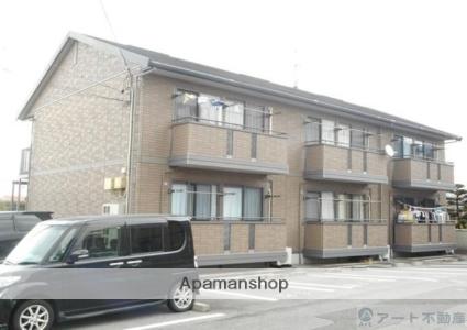 愛媛県松山市、衣山駅徒歩14分の築14年 2階建の賃貸アパート