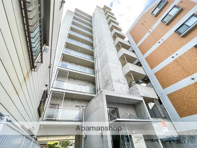 愛媛県松山市、平和通1丁目駅徒歩7分の築9年 11階建の賃貸マンション