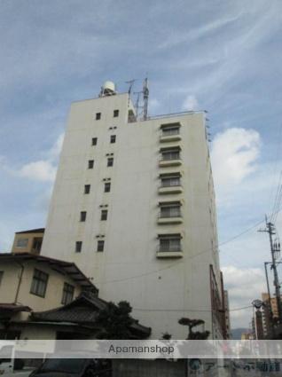 愛媛県松山市、平和通1丁目駅徒歩2分の築36年 7階建の賃貸マンション