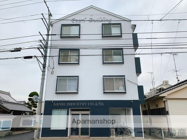 愛媛県松山市、伊予和気駅徒歩14分の築27年 4階建の賃貸マンション