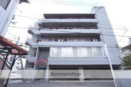 愛媛県松山市、土橋駅徒歩16分の築26年 5階建の賃貸マンション