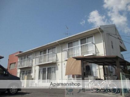 愛媛県松山市、余戸駅徒歩8分の築29年 2階建の賃貸アパート